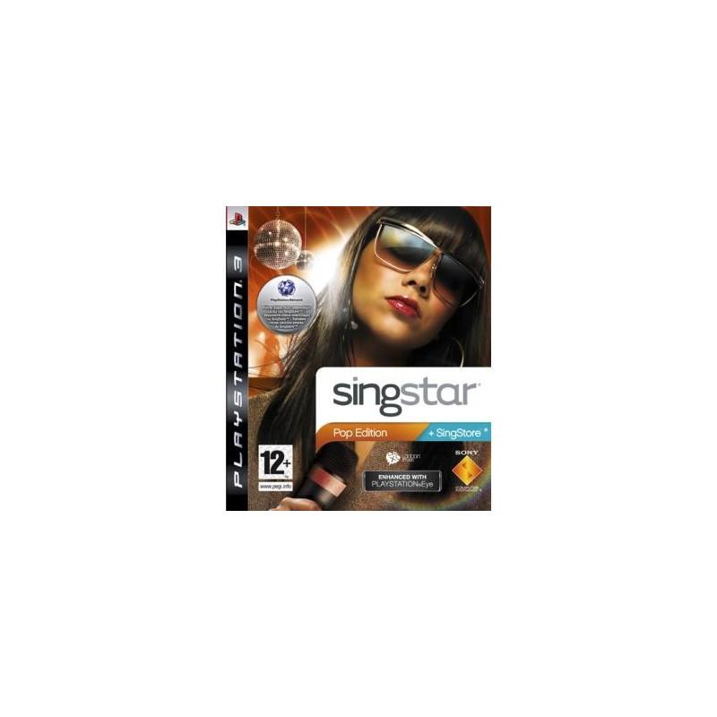 SingStar: Pop Edition