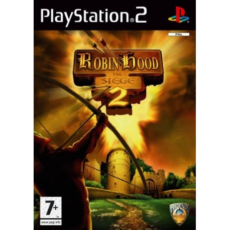 Robin Hood: The Siege 2