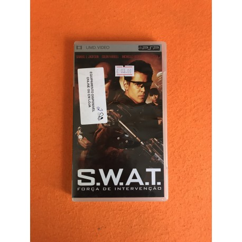 S.W.A.T Força de Intervenção