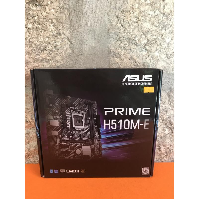 Motherboard Prime H510M-E