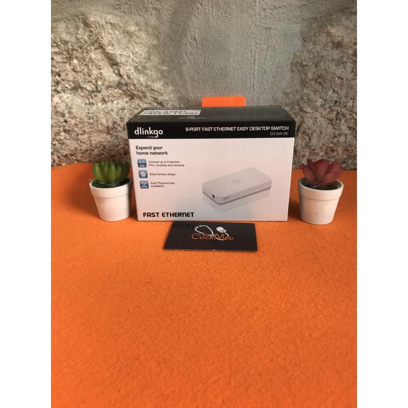 Dlinkgo 8-Port Fast Ethernet