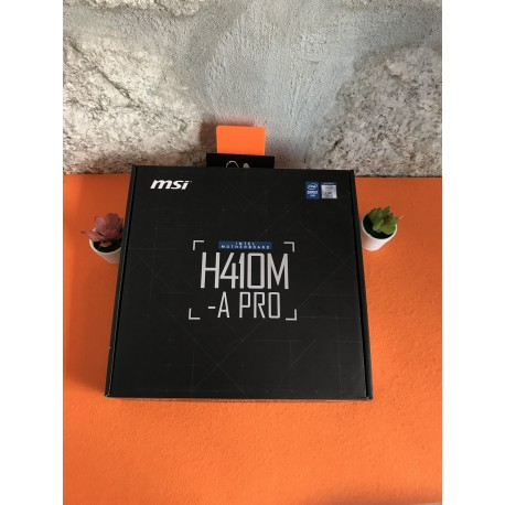MotherBoard MSI H410M-A Pro