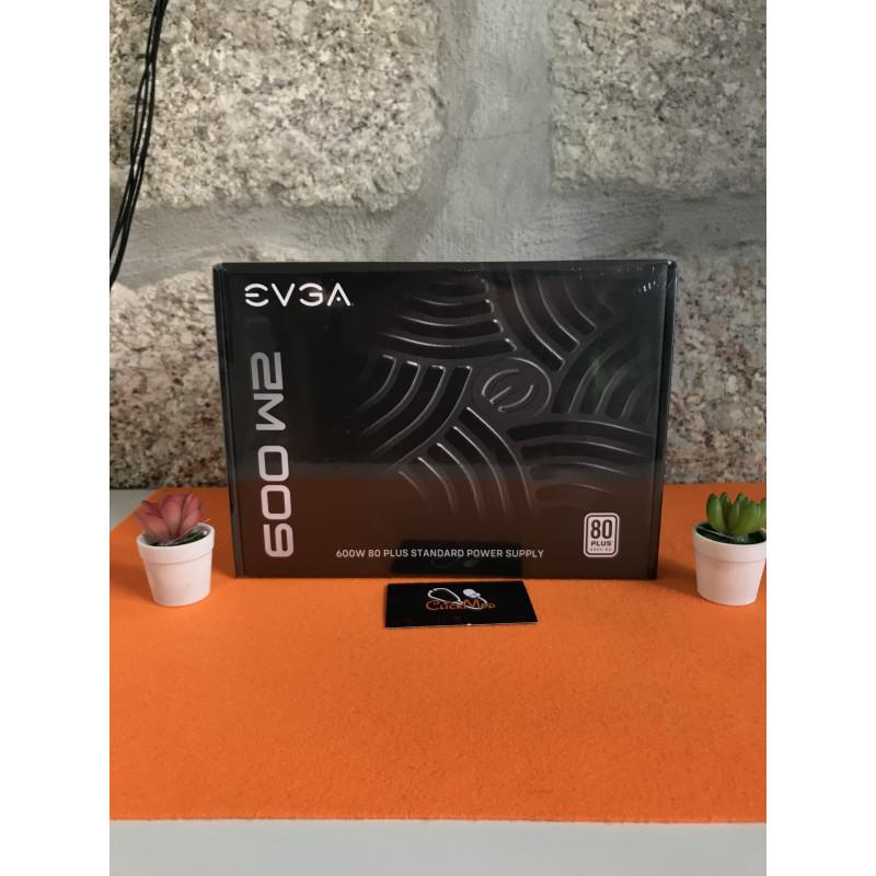 EVGA W2 600W 800 Plus